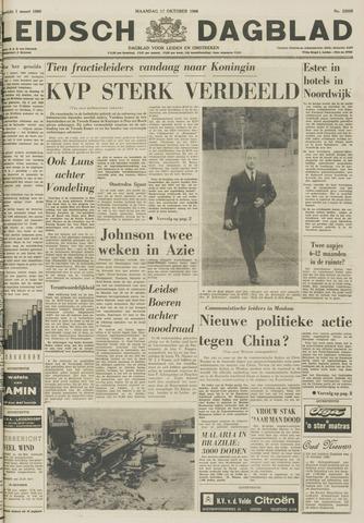 Leidsch Dagblad 1966-10-17