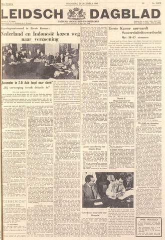 Leidsch Dagblad 1949-12-21