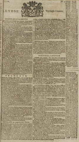 Leydse Courant 1770-01-12