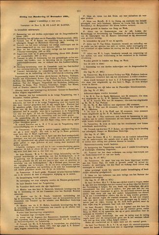 Handelingen van de Raad 1891-12-17