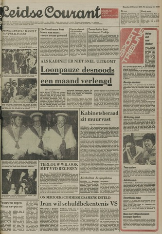 Leidse Courant 1980-02-18