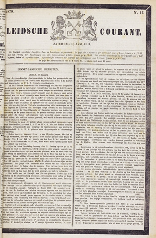 Leydse Courant 1879-01-18