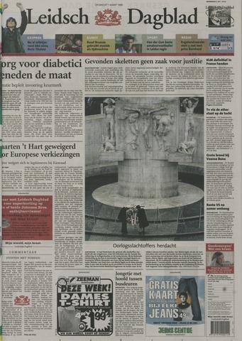 Leidsch Dagblad 2004-05-05