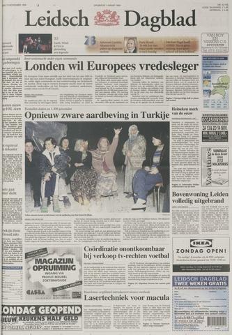 Leidsch Dagblad 1999-11-13