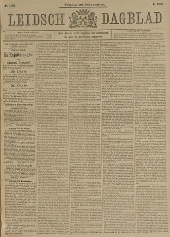 Leidsch Dagblad 1902-11-28