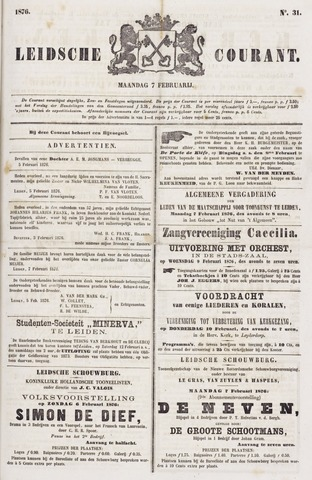 Leydse Courant 1876-02-07