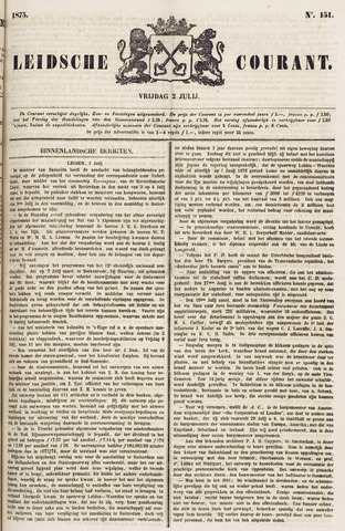 Leydse Courant 1875-07-02
