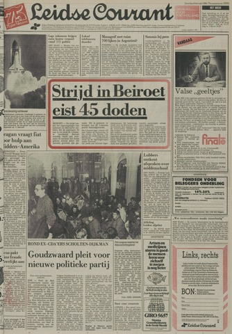 Leidse Courant 1984-02-04