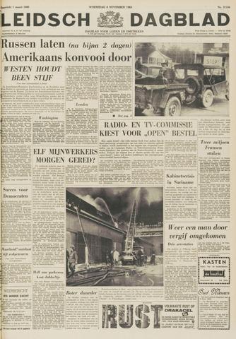 Leidsch Dagblad 1963-11-06