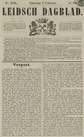 Leidsch Dagblad 1867-02-09