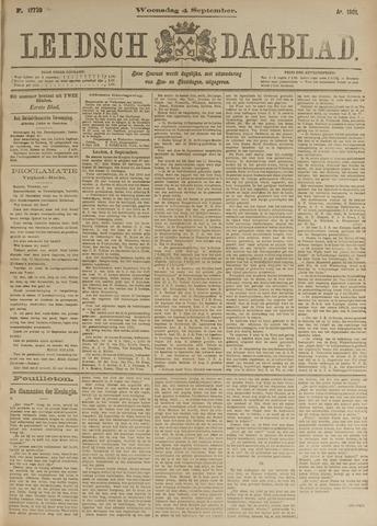 Leidsch Dagblad 1901-09-04