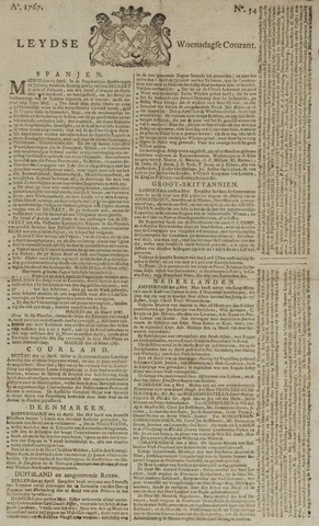 Leydse Courant 1767-05-06