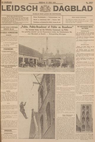 Leidsch Dagblad 1928-06-12