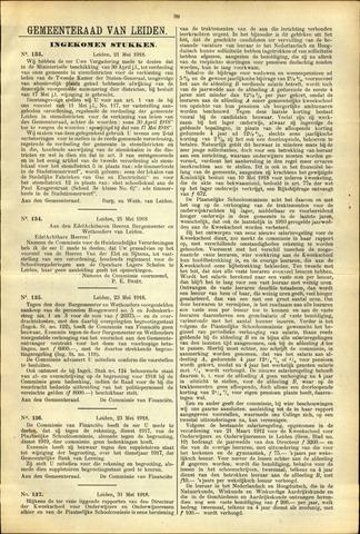 Handelingen van de Raad 1918-05-21