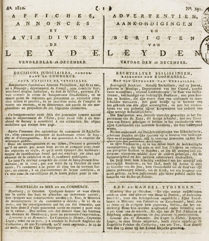 Leydse Courant 1812-12-18
