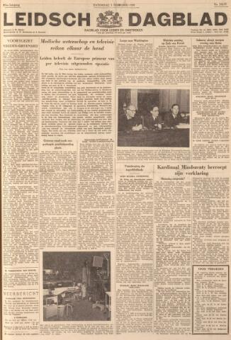 Leidsch Dagblad 1949-02-05