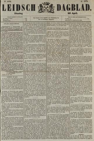 Leidsch Dagblad 1873-04-29