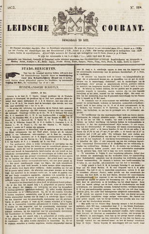 Leydse Courant 1873-05-20