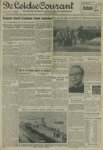Leidse Courant 1958-03-08