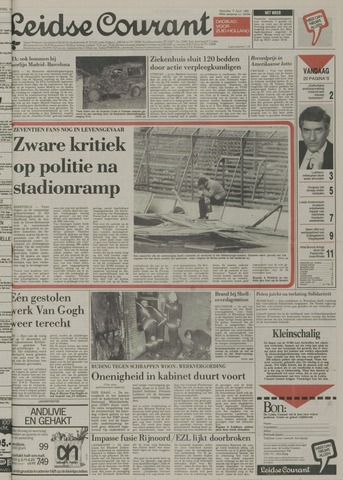 Leidse Courant 1989-04-17