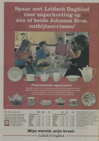 Leidsch Dagblad 2004-05-07