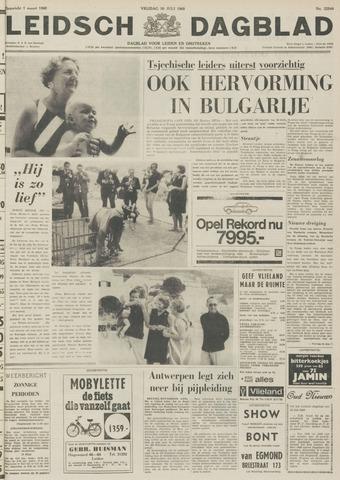Leidsch Dagblad 1968-07-26
