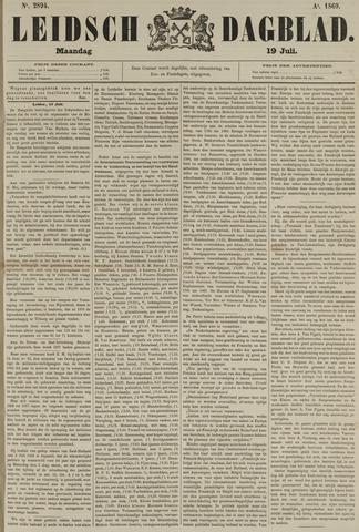 Leidsch Dagblad 1869-07-19