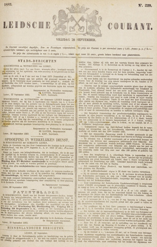 Leydse Courant 1883-09-28