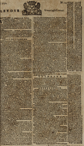 Leydse Courant 1752-02-02