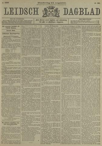 Leidsch Dagblad 1911-08-24