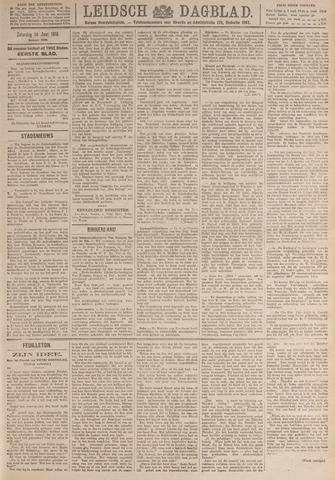 Leidsch Dagblad 1919-06-14