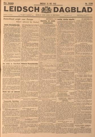 Leidsch Dagblad 1942-05-26