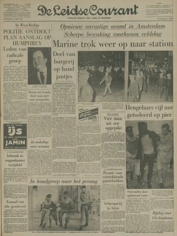 Leidse Courant 1967-04-06