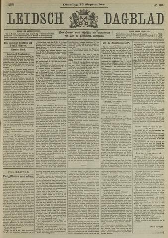 Leidsch Dagblad 1911-09-12