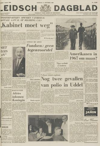 Leidsch Dagblad 1966-10-11