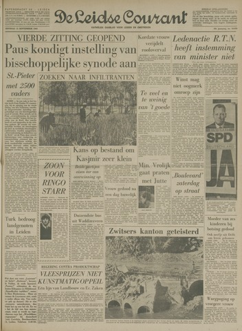 Leidse Courant 1965-09-14