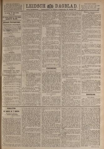 Leidsch Dagblad 1920-04-22