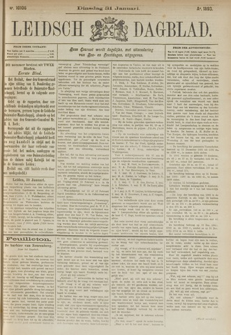 Leidsch Dagblad 1893-01-31