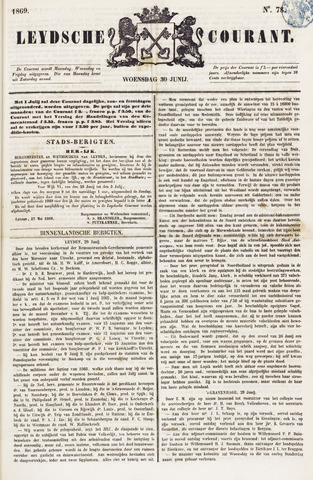 Leydse Courant 1869-06-30