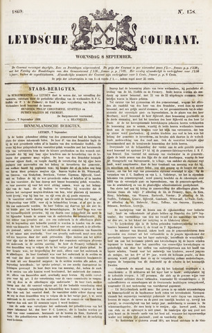 Leydse Courant 1869-09-08