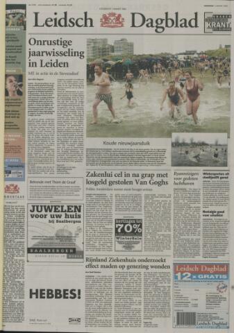Leidsch Dagblad 2003
