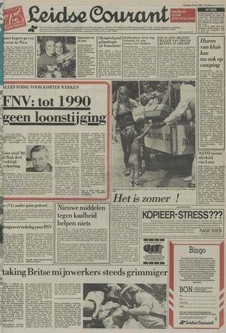 Leidse Courant 1984-06-19