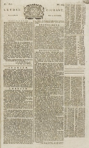 Leydse Courant 1817-10-27