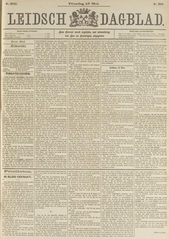 Leidsch Dagblad 1894-05-15
