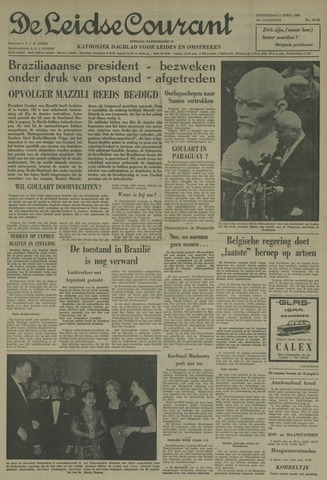 Leidse Courant 1964-04-02
