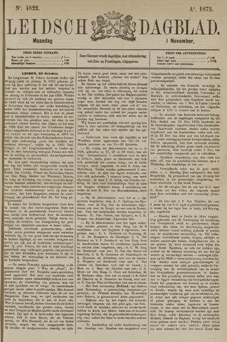 Leidsch Dagblad 1875-11-01