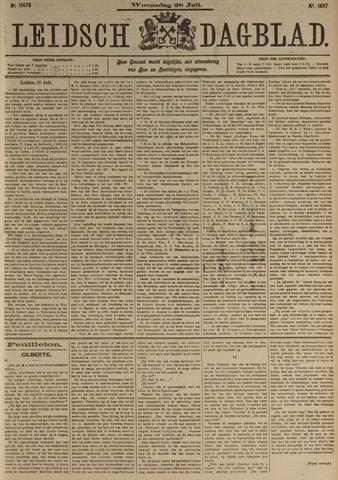 Leidsch Dagblad 1897-07-28