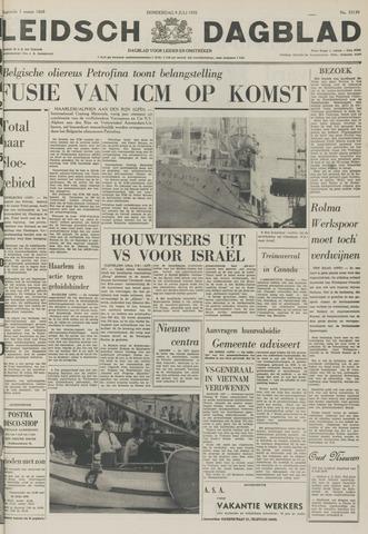 Leidsch Dagblad 1970-07-09