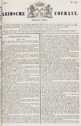 Leydse Courant 1871-07-04