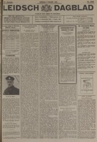 Leidsch Dagblad 1935-03-05